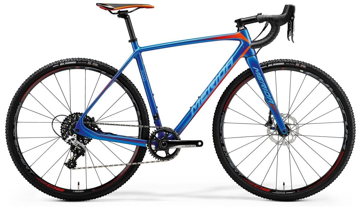 Велосипед Merida Cyclo Сross 7000 (2018)