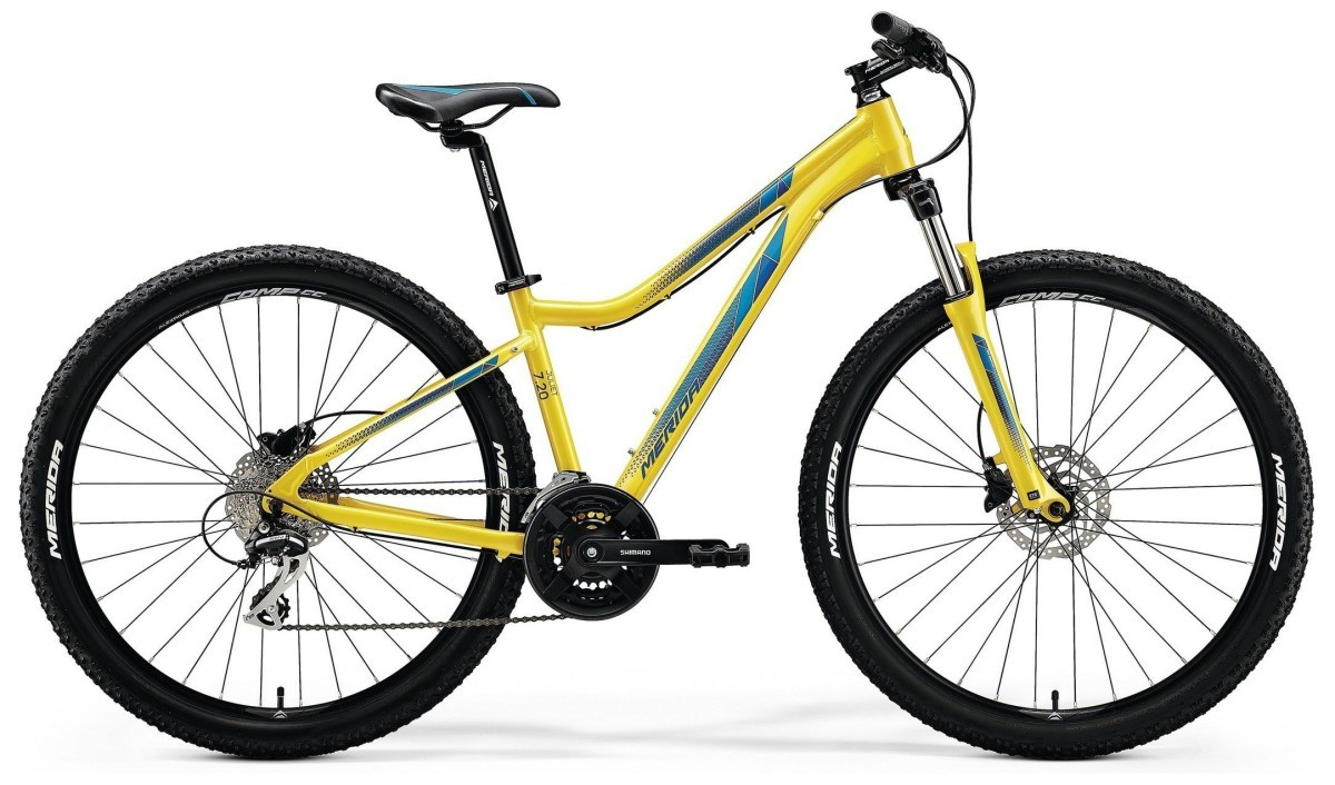 Велосипед Merida Juliet 7.20-D (2018)