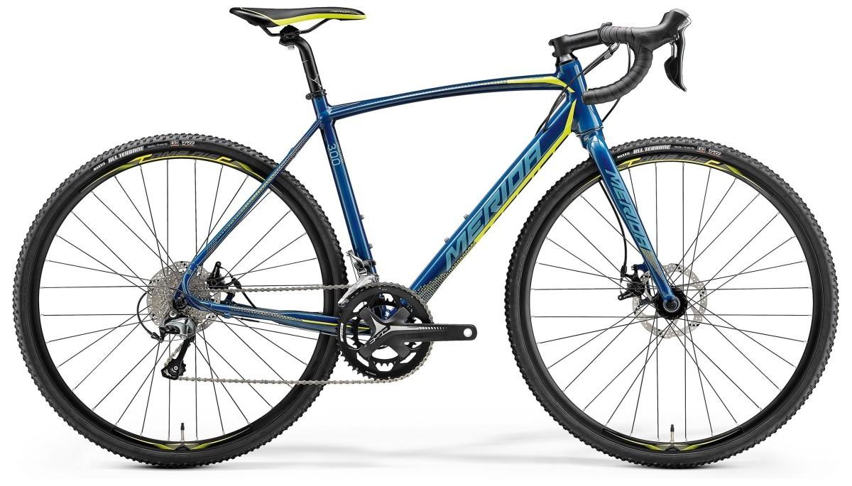 Велосипед Merida Cyclo Сross 300 (2018)