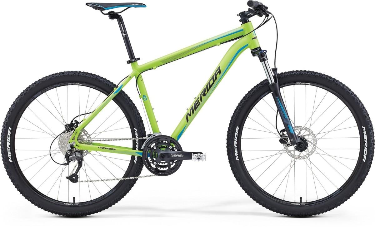 Велосипед Merida Big.Seven 40-D (2018)
