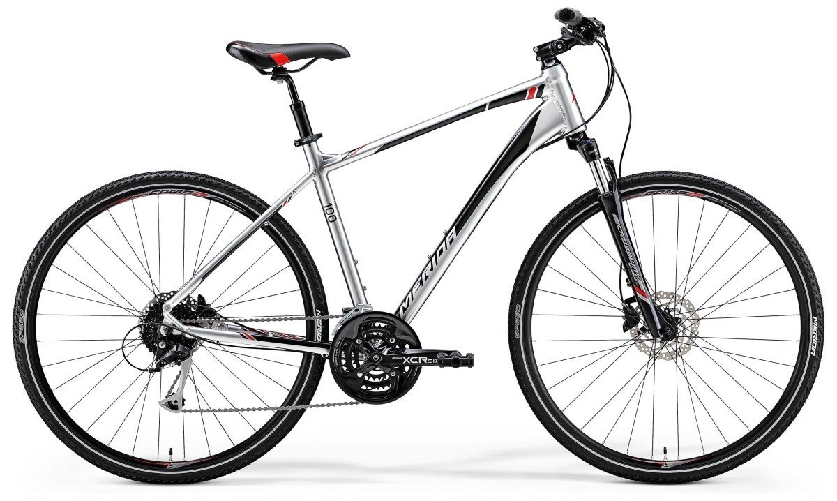 Велосипед Merida Crossway 100 (2018)