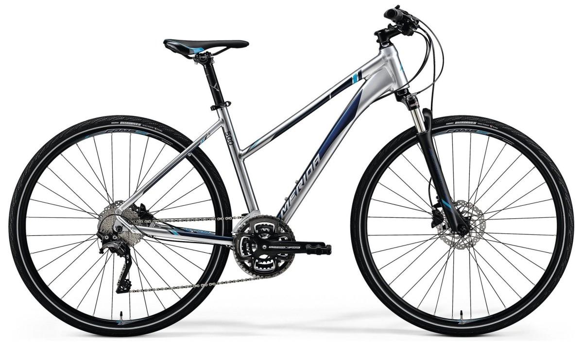 Велосипед Merida Crossway 100 Lady (2018)