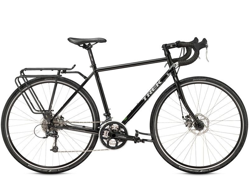Велосипед TREK 520 Disc (2018)