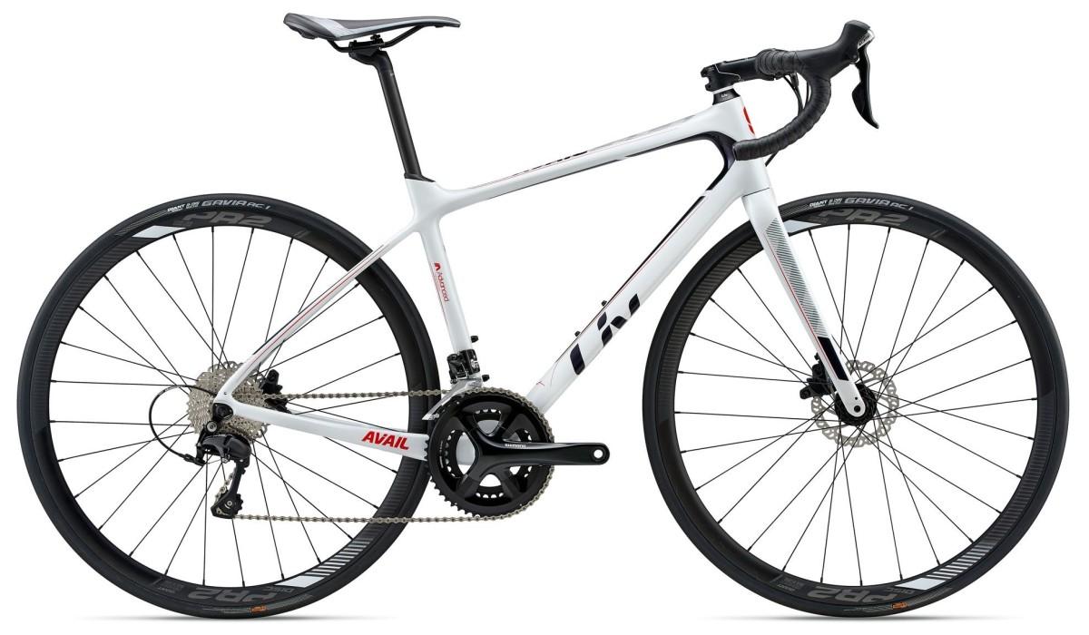 Велосипед Giant Avail Advanced 2 (2018)