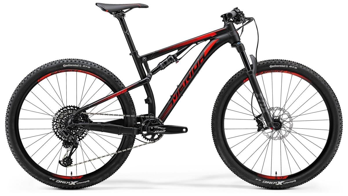 Велосипед Merida Ninety-Six 9.800 (2018)