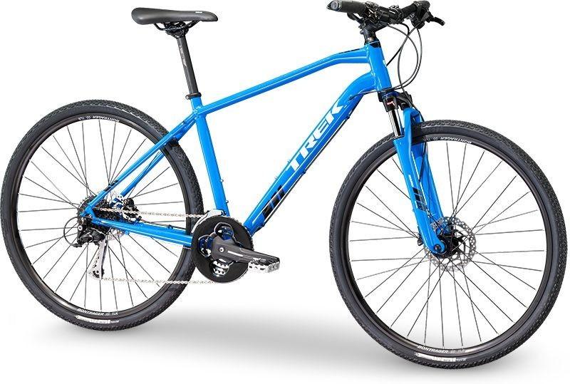 Велосипед TREK DS 3 (2018)