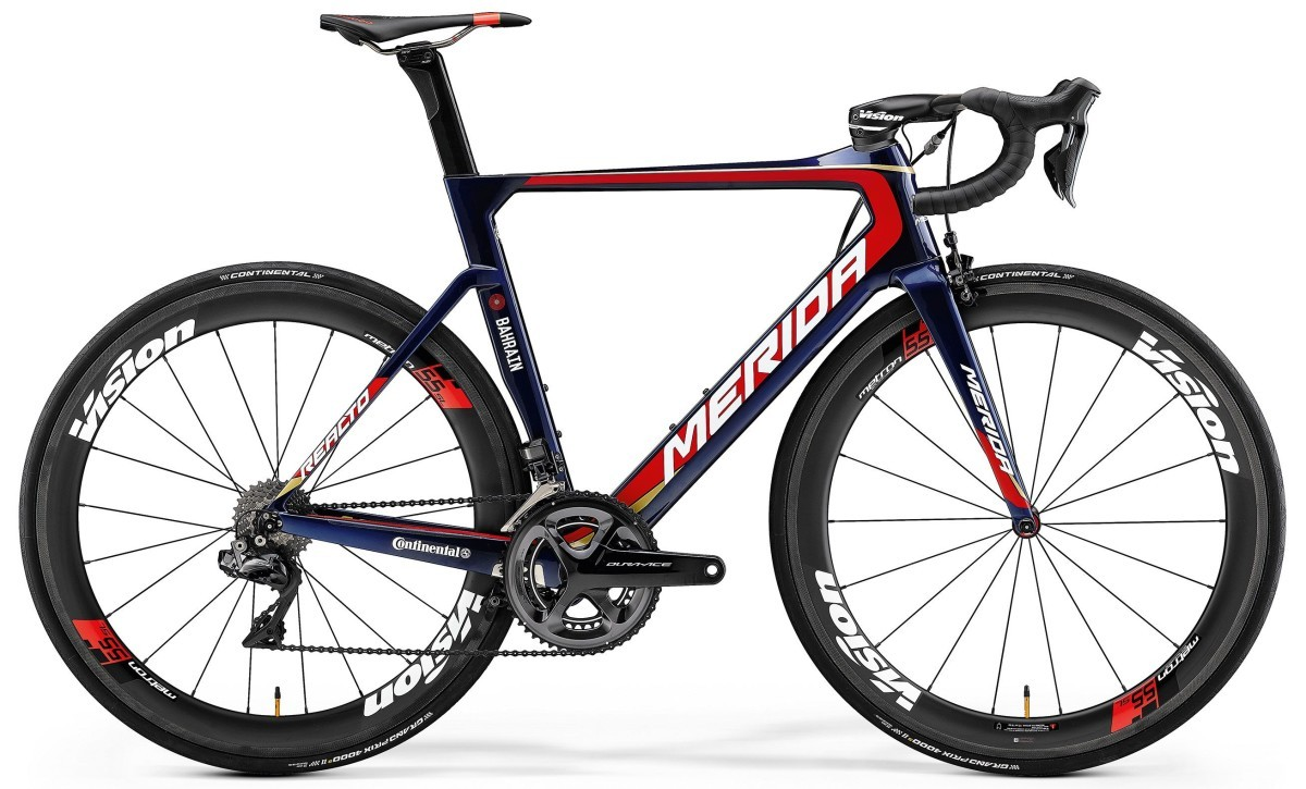Велосипед Merida Reacto Team-E (2018)