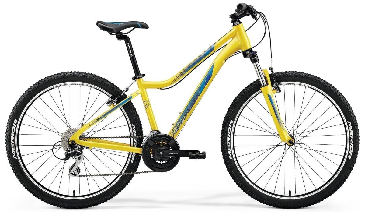 Велосипед Merida Juliet 6.20-V (2018)