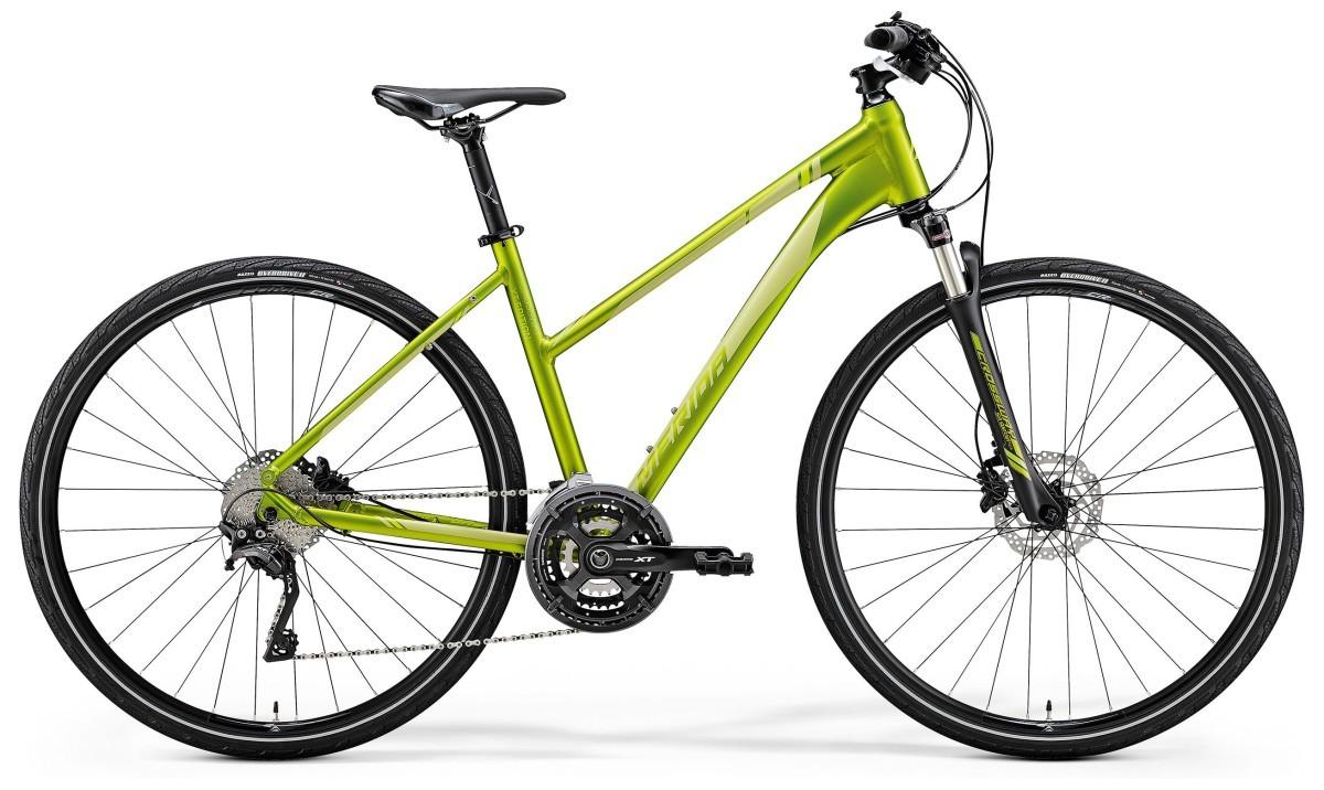 Велосипед Merida Crossway XT Edition Lady (2018)
