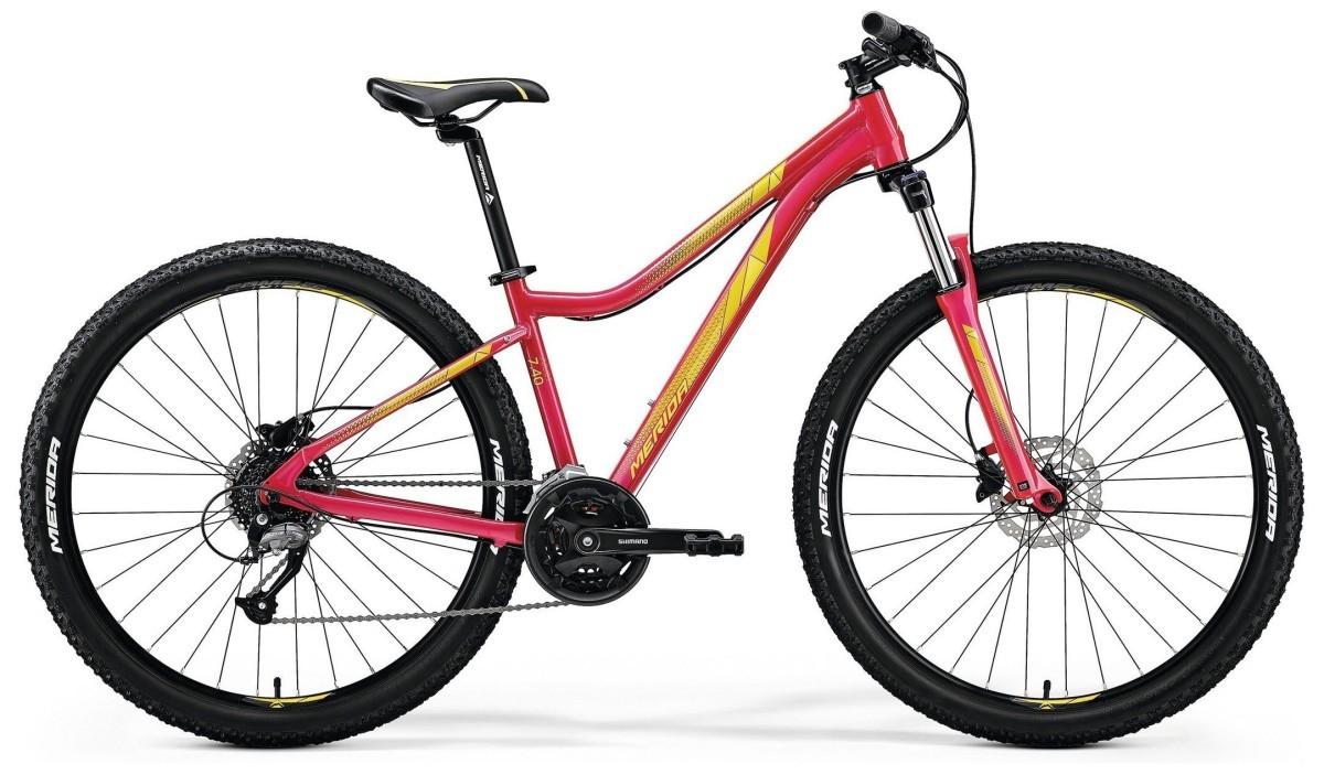 Велосипед Merida Juliet 7.40-D (2018)