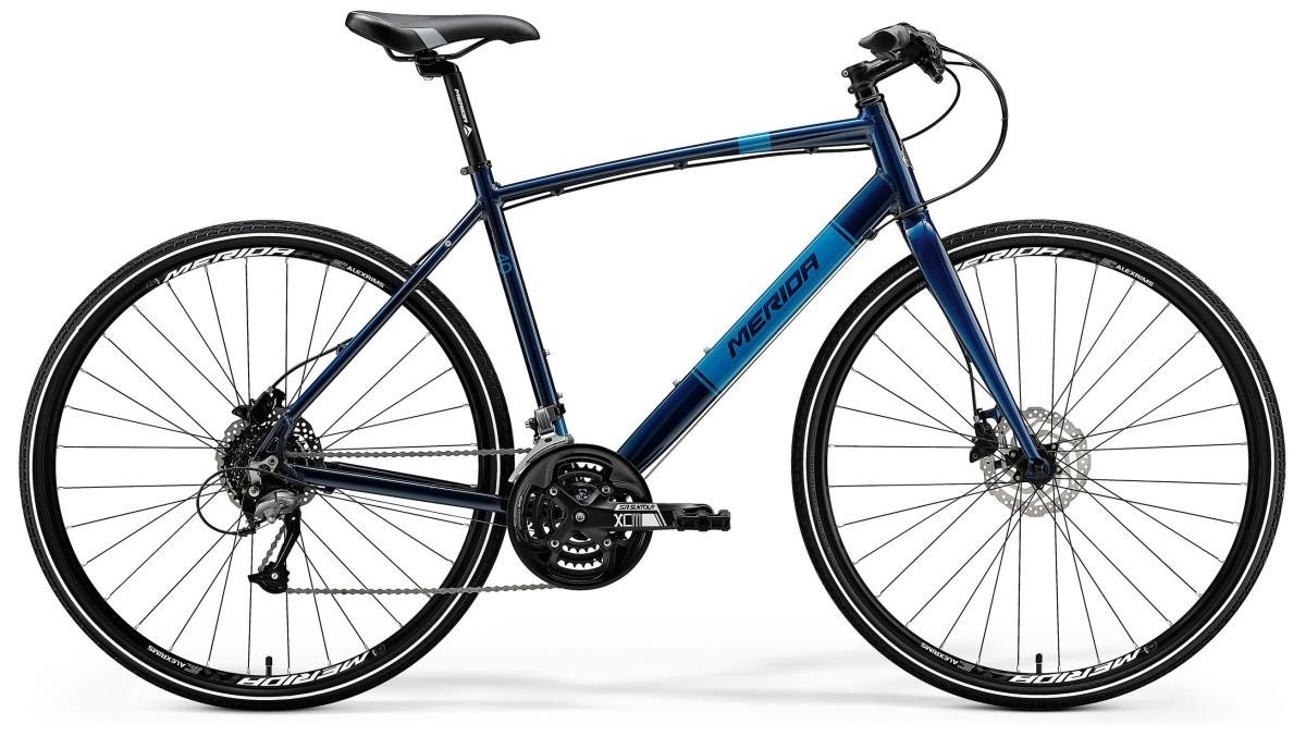 Велосипед Merida Crossway Urban 40-D (2018)