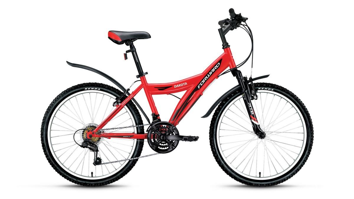 Велосипед Forward Dakota 24 2.0 (2018)