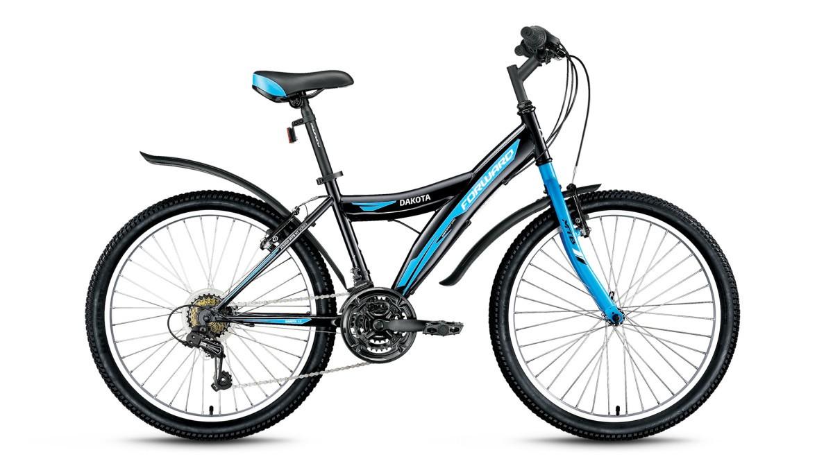 Велосипед Forward Dakota 24 1.0 (2018)