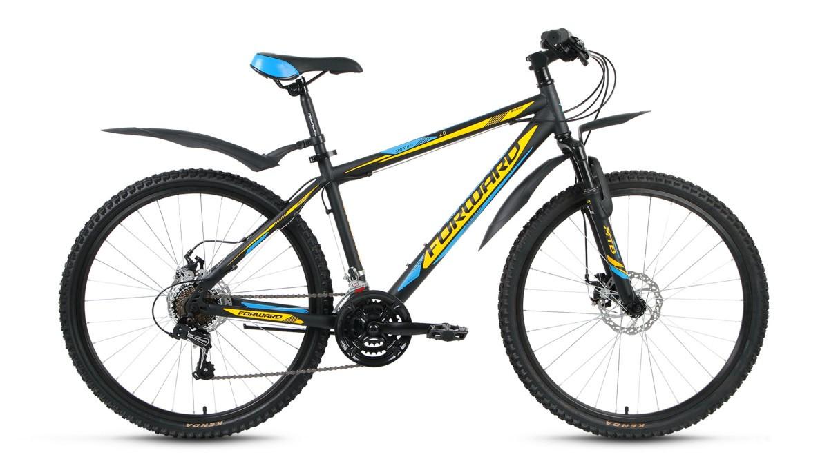 Велосипед Forward Sporting 2.0 disc (2018)