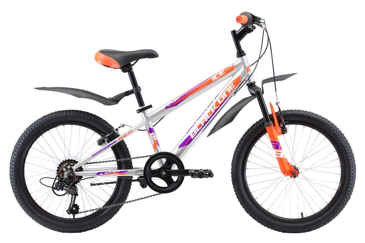 Велосипед Black One ICE 20 (2018)