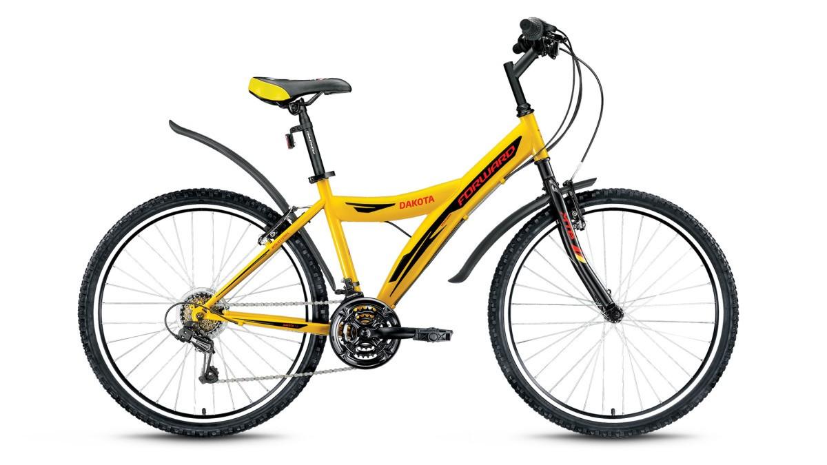 Велосипед Forward Dakota 26 1.0 (2018)