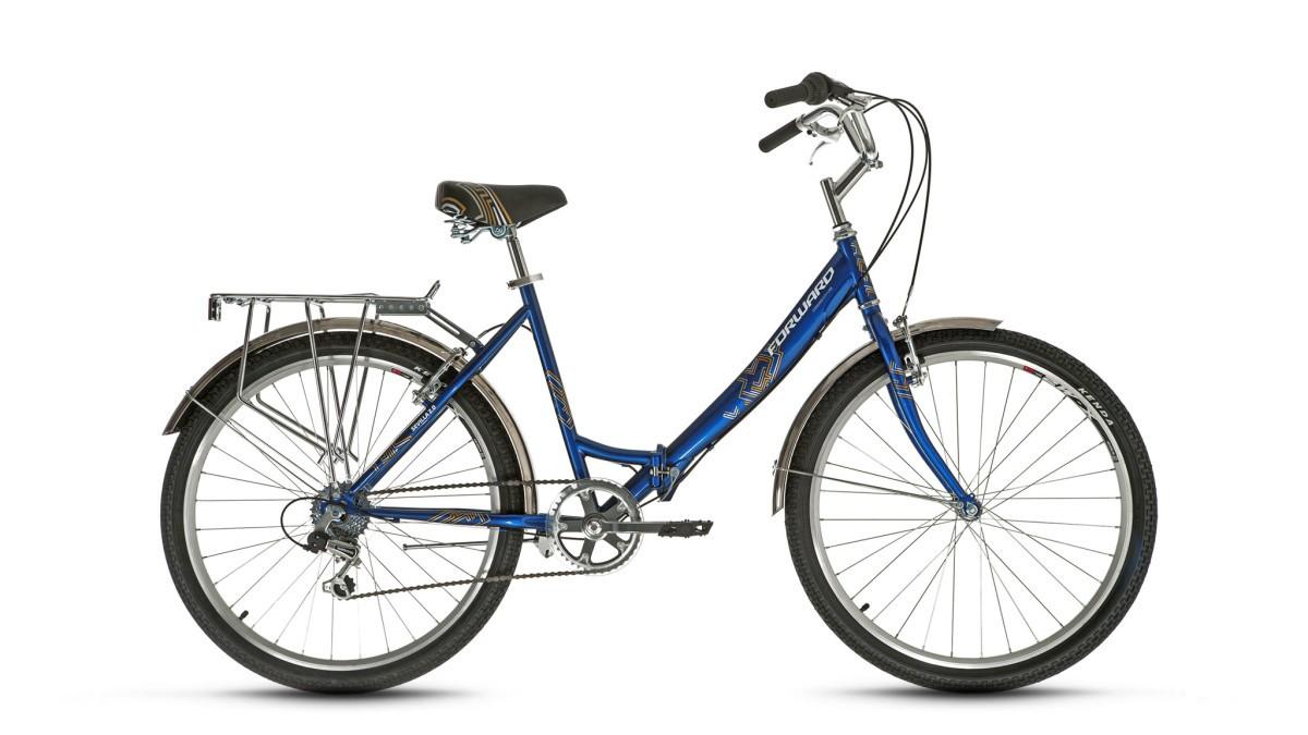 Велосипед Forward Sevilla 2.0 (2018)