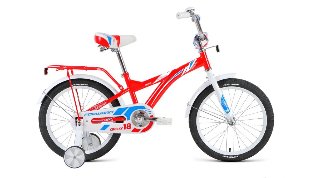 Велосипед Forward Crocky 18 (2018)