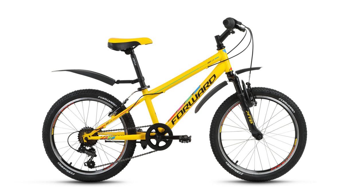 Велосипед Forward Unit 2.0 (2018)
