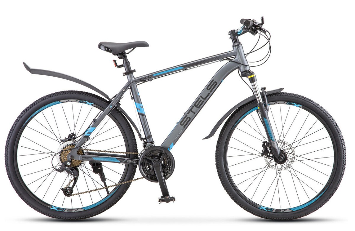 Велосипед Stels Navigator 640 D 26 V010 (2019)