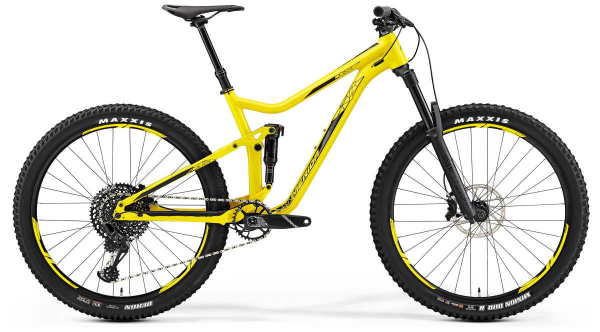 Велосипед Merida One-Forty 800 (2019)