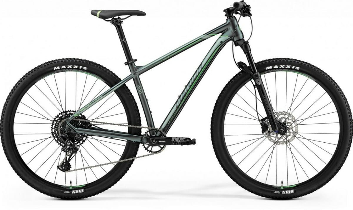 Велосипед Merida Big.Nine 600 (2019)