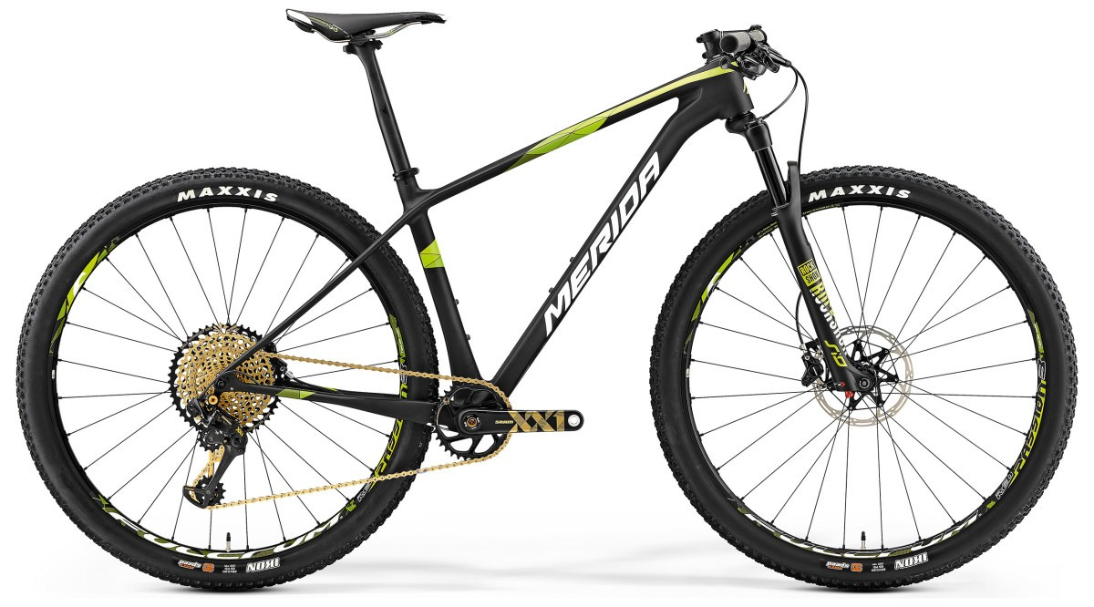 Велосипед Merida Big.Nine Team (2019)