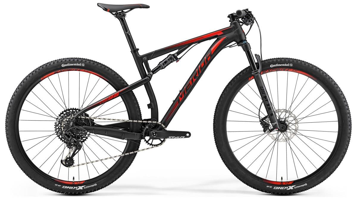 Велосипед Merida Ninety-Six 9.800 (2019)