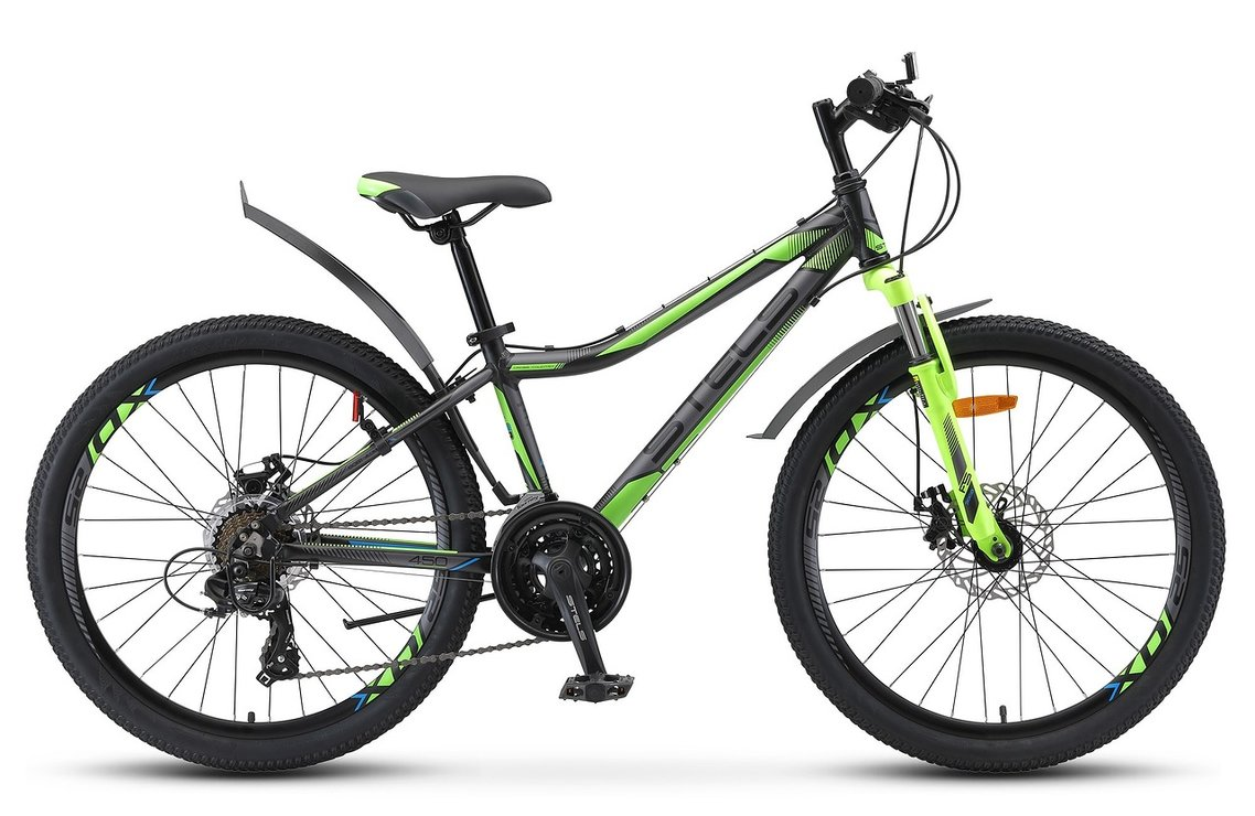 Велосипед Stels Navigator 450 MD 24 V020 (2019)