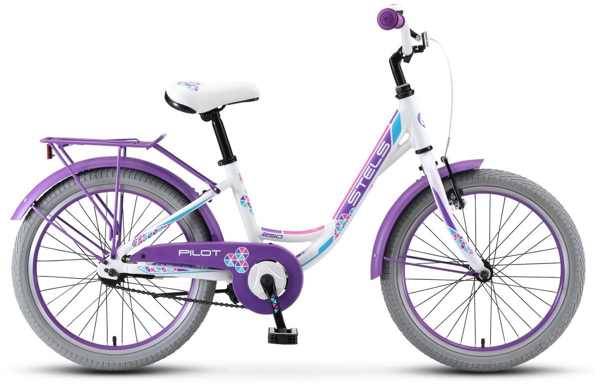 Велосипед Stels Pilot Lady 250 20 V010 (2019)
