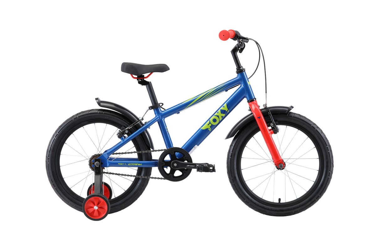 Велосипед Stark Foxy 18 (2019)