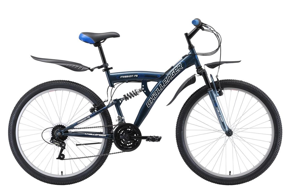 Велосипед Challenger Mission FS 26 (2019)
