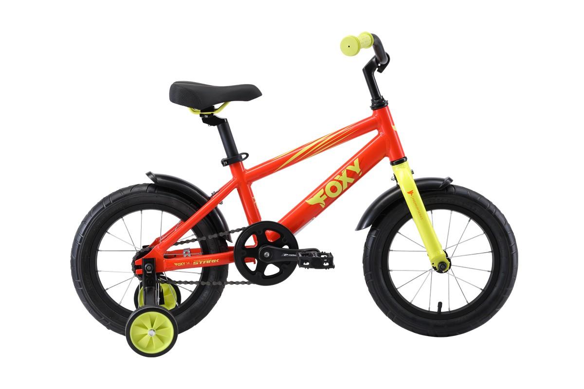 Велосипед Stark Foxy 14 (2019)