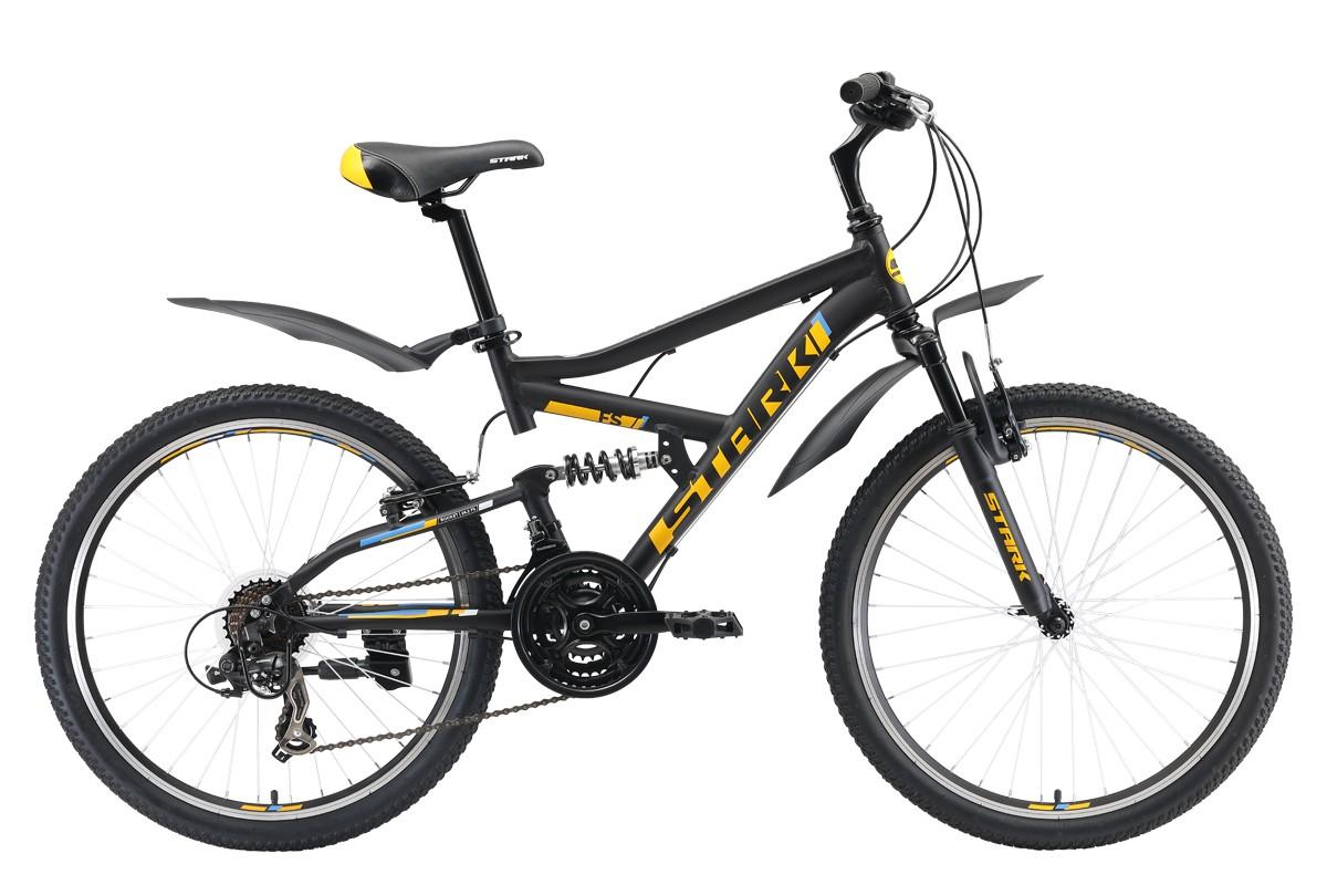 Велосипед Stark Rocket 24.2 FS V (2019)