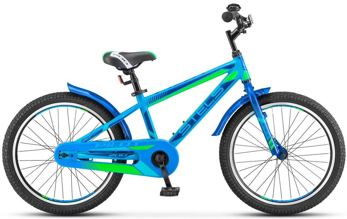 Велосипед Stels Pilot 200 Gent 20 Z010 (2019)