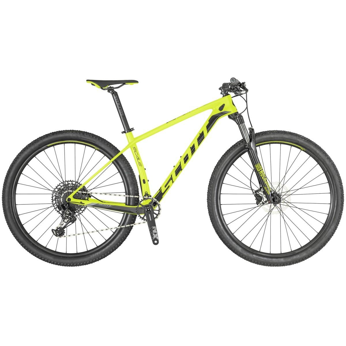 Велосипед Scott Scale 940 (2019)