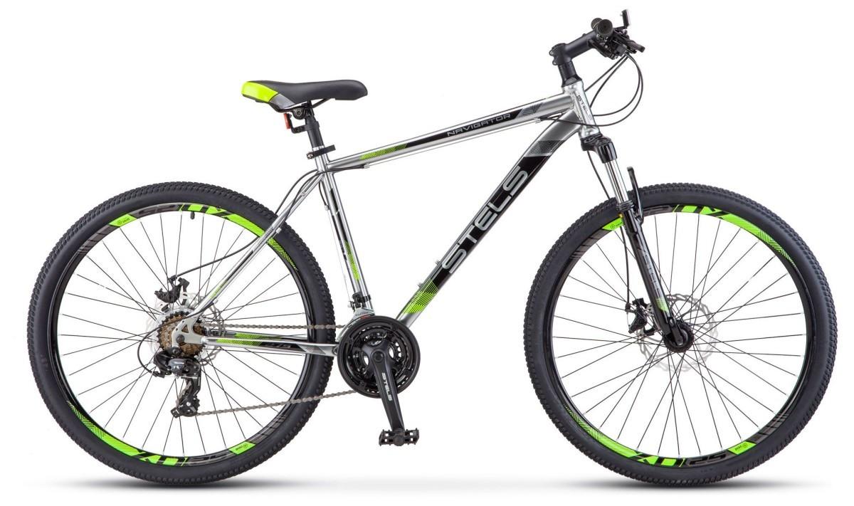 Велосипед Stels Navigator 700 MD 27.5 V010 (2019)