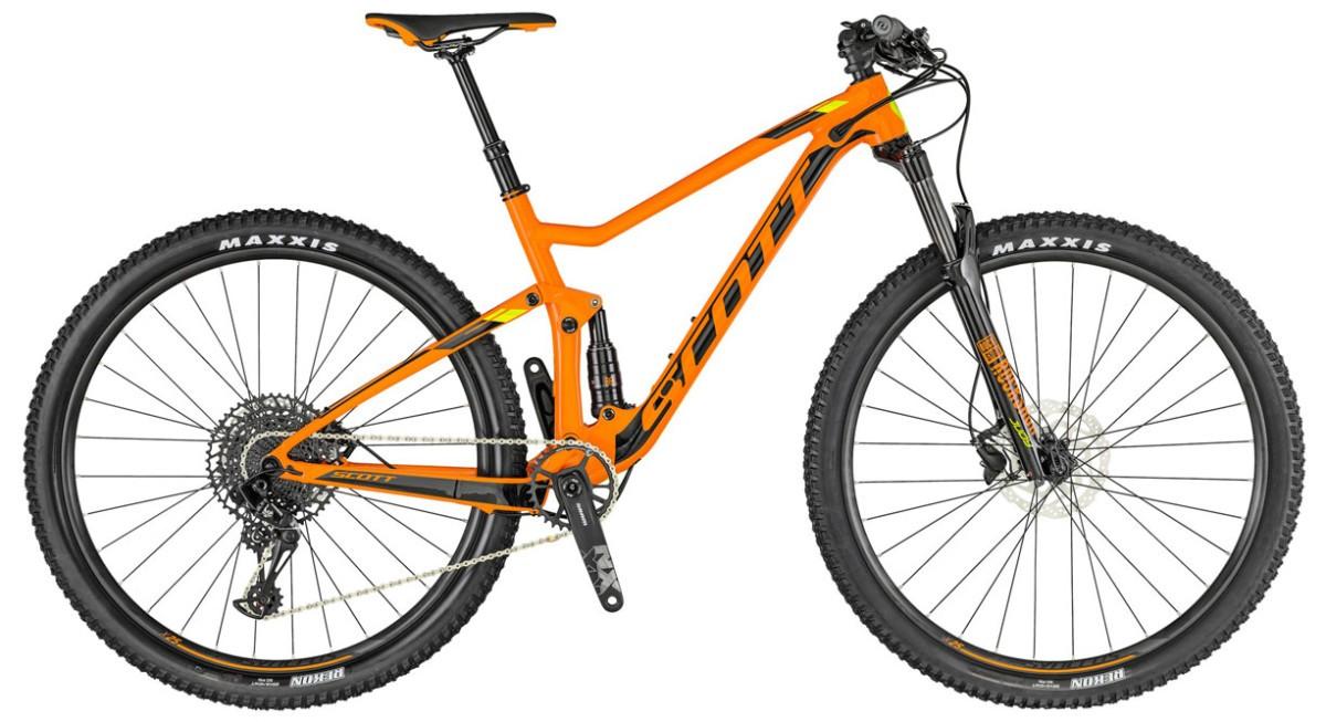 Велосипед Scott Spark 960 (2019)