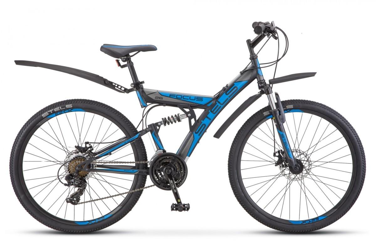 Велосипед Stels Focus MD 26 21-sp V010 (2019)