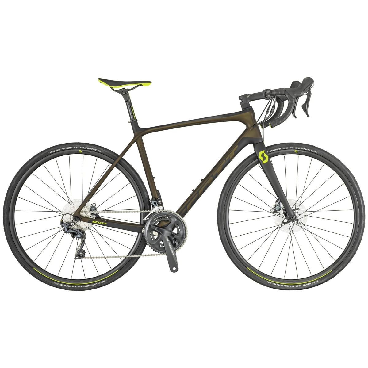 Велосипед Scott Addict 10 Disc (2019)