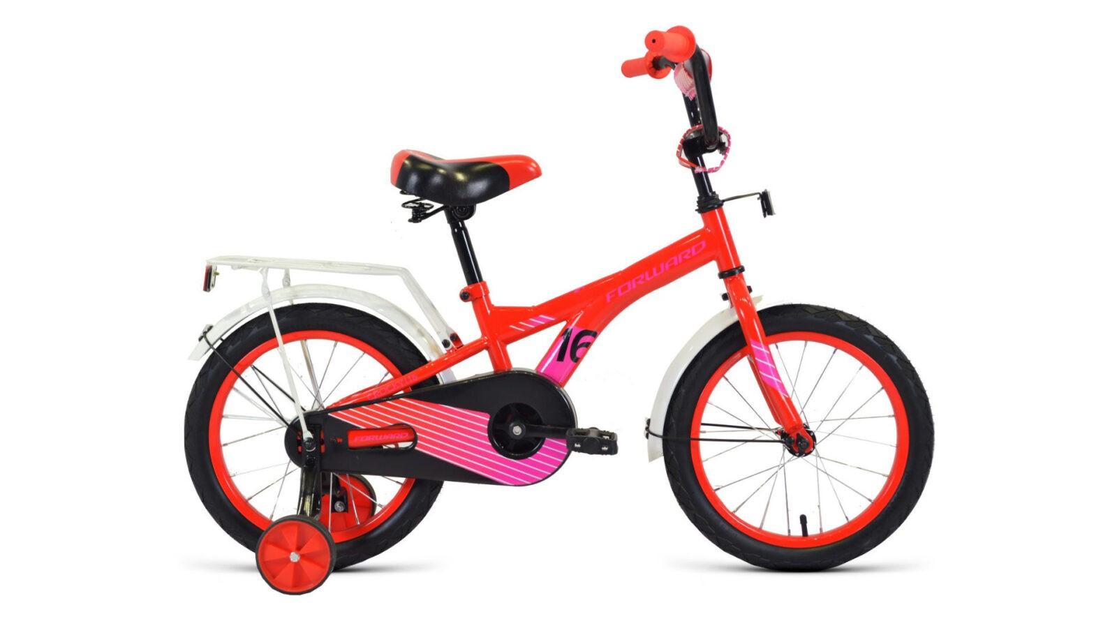 Велосипед Forward Crocky 16 (2020)