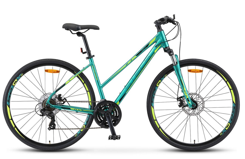 Велосипед Stels Cross 130 MD Lady 28 V010 (2019)