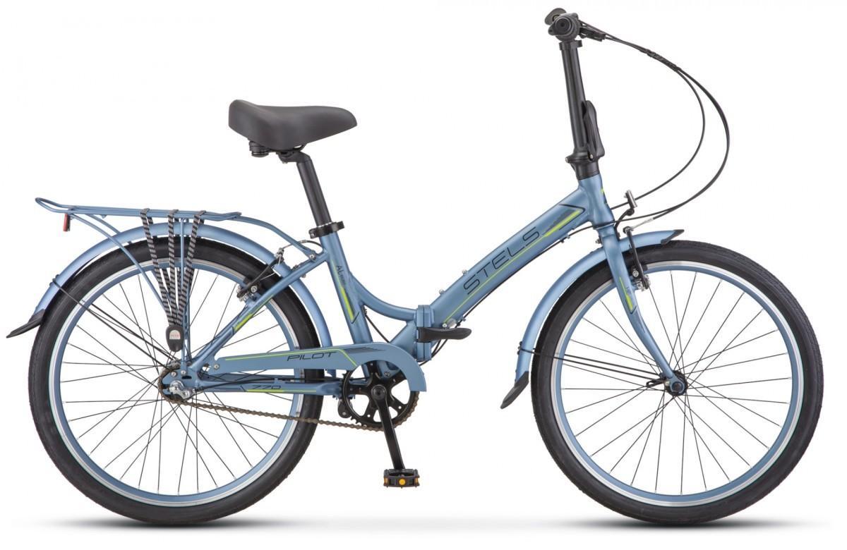 Складной велосипед Stels Pilot 770 24 V010 (2019)
