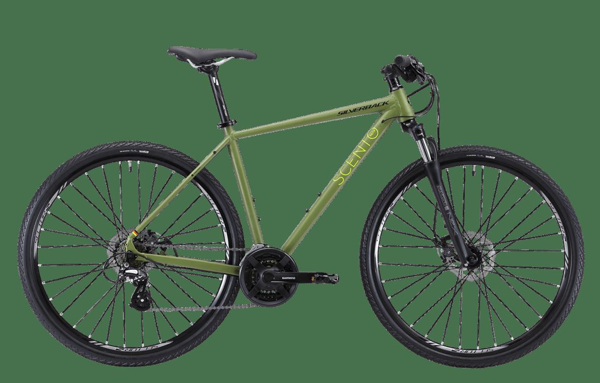 Велосипед Silverback Scento Path (2019)