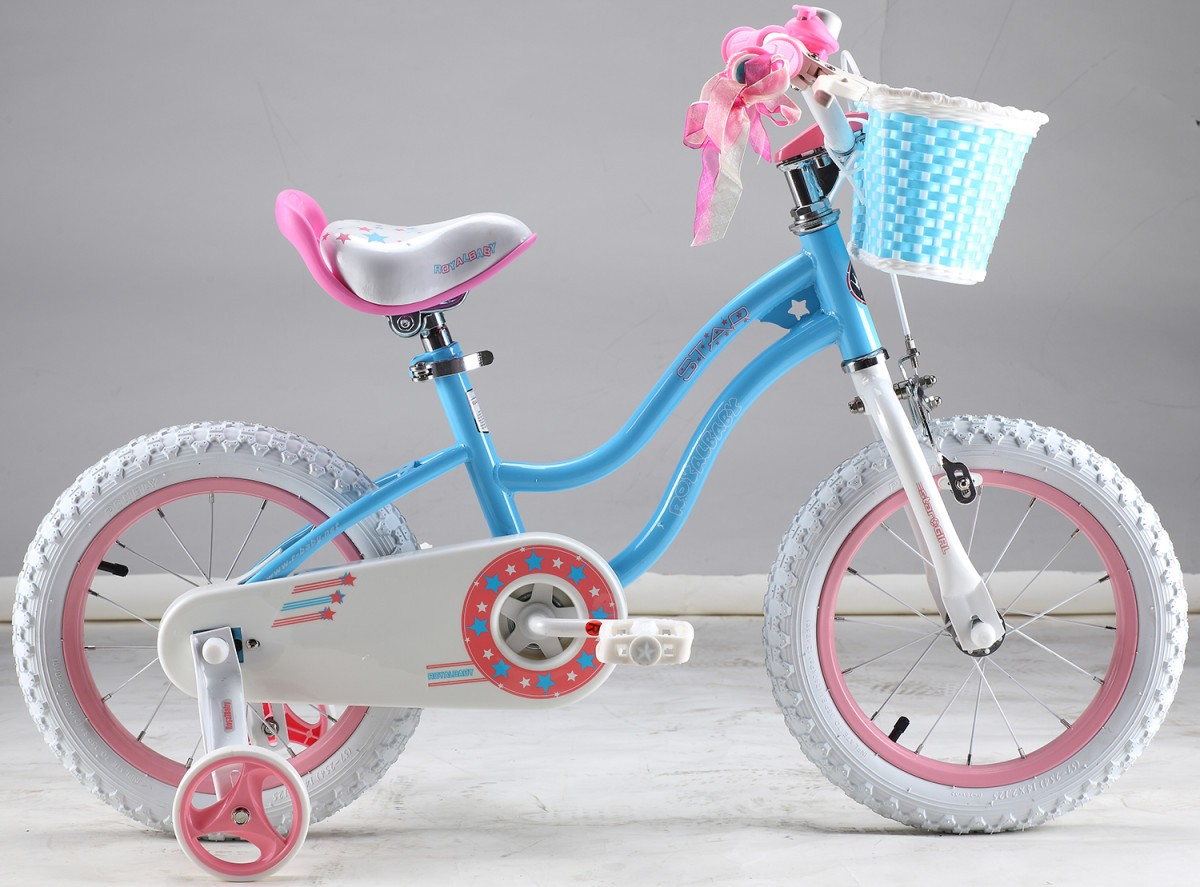 Велосипед Royal Baby Stargirl Steel 16 (2019)