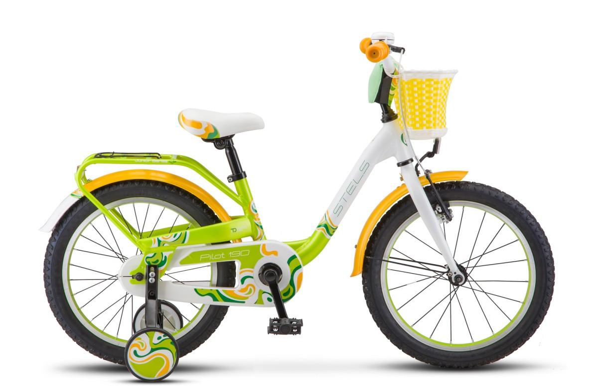 Велосипед Stels Pilot 190 18 V030 (2019)