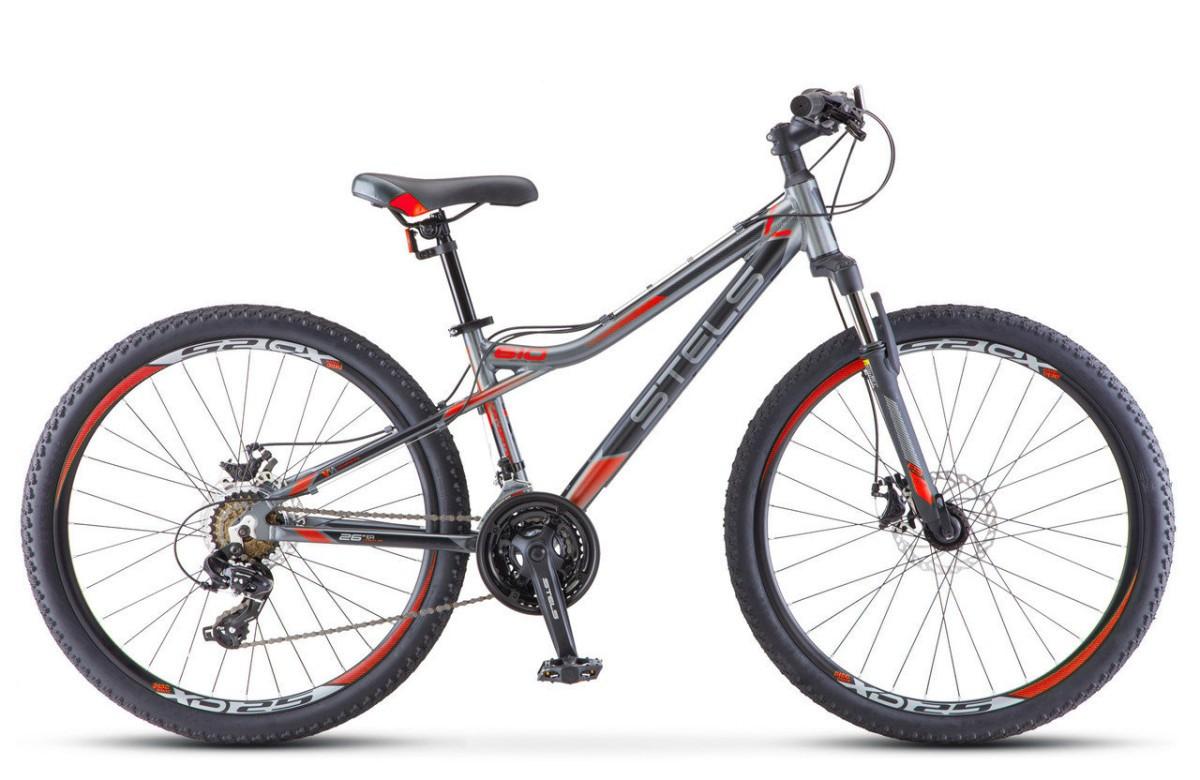 Велосипед Stels Navigator 610 MD V040 (2019)