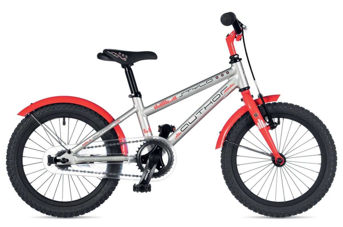 Детский велосипед Author Stylo (2019)