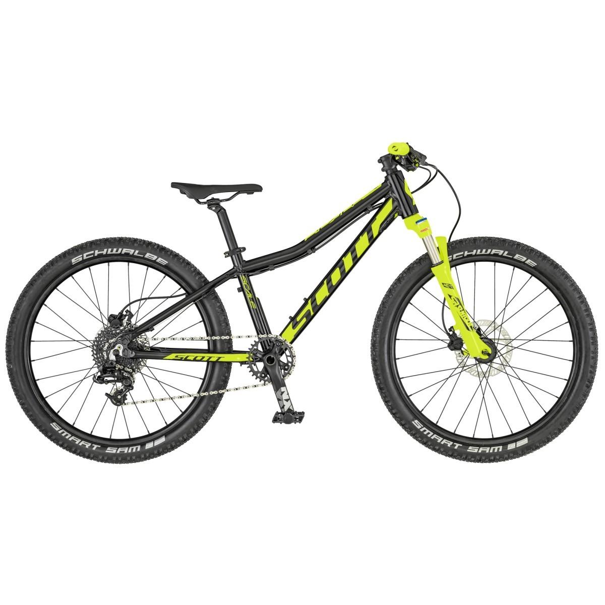 Велосипед Scott Scale RC 24 (2019)