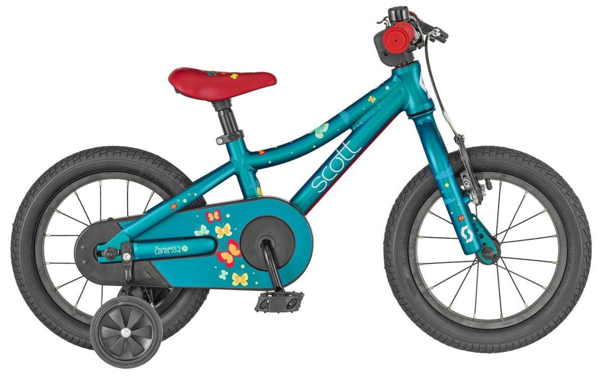 Велосипед Scott Contessa 14 (2019)